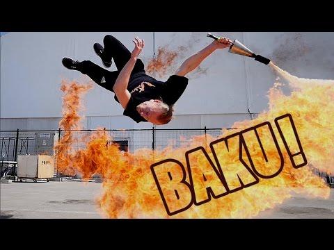 BAKU ADVENTURES!