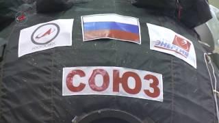 ТПК  Союз МС 04   Работы в МИКе