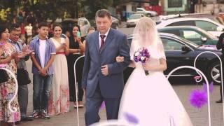 Руслан и Альмира. Свадьба в Усть-Каменогорске