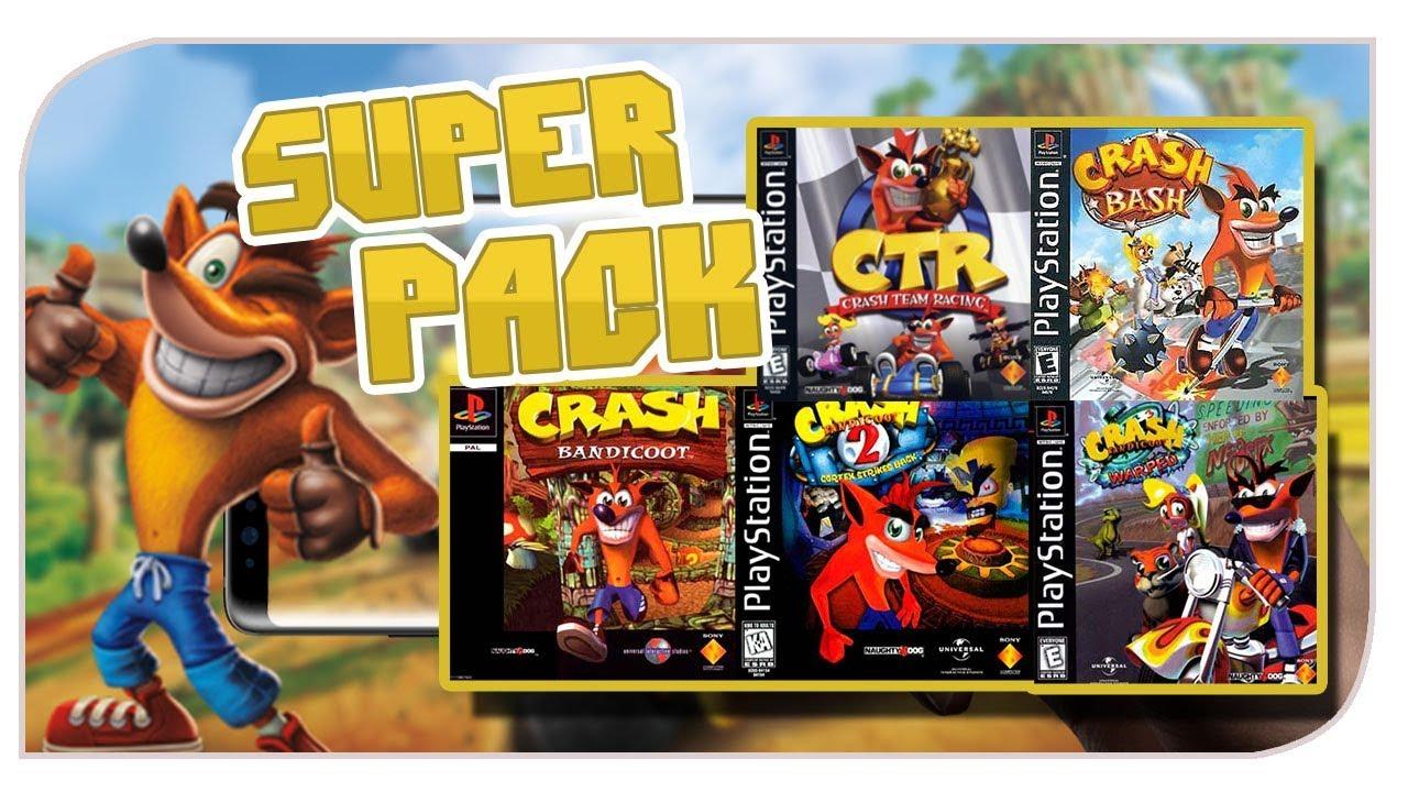 descargar crash team racing para pc sin emulador