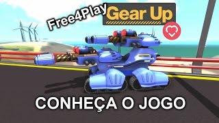 Gear Up - Apresentação e Gameplay (Jogo Free da Steam)