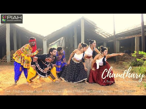 Chaudhary | Indian Fusion Dance | Coke Studio |  Piah Dance Company | Priya Kumar