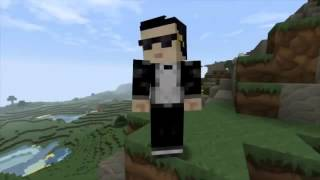 Minecraft Style Crepeer Español Latino