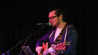 "Jamison Jones: ""Old Man"" by Neil Young (acoustic cover) - Live in Grand Blanc, MI"