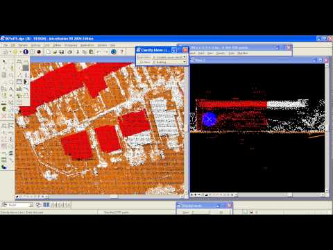 Microstation LiDAR Tutorial 1