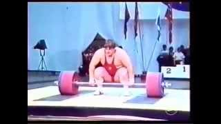 Legends of Weightlifting - One of the Biggest Lifts in History - Taranenko