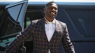 Raiders Spotlight: Antonio Brown