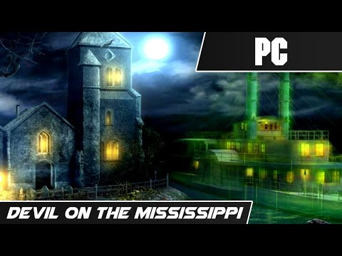 MIDNIGHT MYSTERIES 3 : DEVIL ON THE MISSISSIPPI (2011) // First 15 Minutes // PC Gameplay |
