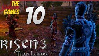 Прохождение Risen 3: Titan Lords [HD|PC] - Часть 10 (Пират-Вуду)