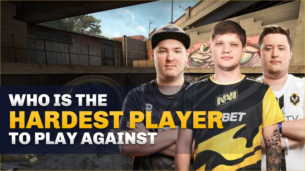 CS:GO Pro's Answer: Who is the hardest Counter-Strike player to play against? thumbnail