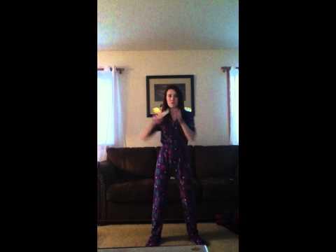 Just Dance In Da Footie Pajamas