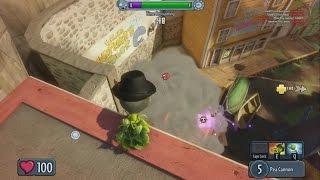 Plants VS Zombies Garden Warfare 2 Peashooter Heavy Jelly Bean Bom