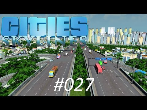 Let's Play Cities: Skylines Deutsch mit Mods #027 Times Square (German)