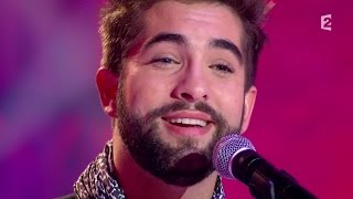 Kendji Girac chante