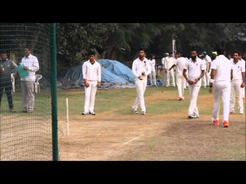 Delhi University Cricket Trials 2015: Bowlers