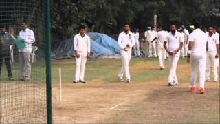 Delhi University Cricket Trials 2015: Bowlers