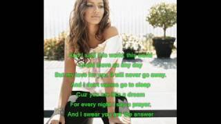 Angel - Leona Lewis (KARAOKE)