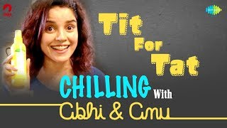 CHILLING WITH ABHI & ANU - Promo 2   Tovino Thomas   Pia Bajpai   B.R. Vijayalakshmi   Yoodlee Films