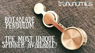 The Most Unique Spinner Available Rotablade Pendulum Review