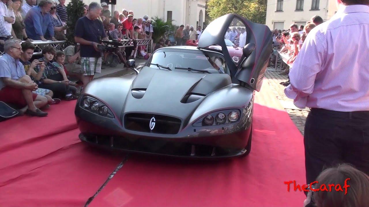 WOW!! Gillet Vertigo 5 VERY RARE CAR !!! - YouTube