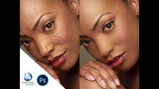 SEPARAÇÃO DE FREQUÊNCIA - Adobe Photoshop