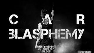 "TØP vs. Tyler Joseph - ""Car Blasphemy"" (Mashup)"