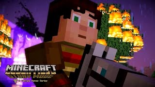 "Minecraft: Story Mode - Ep. 4 ""A Block and a Hard Place"" - Part 10 [PC Gameplay, Commentary]"