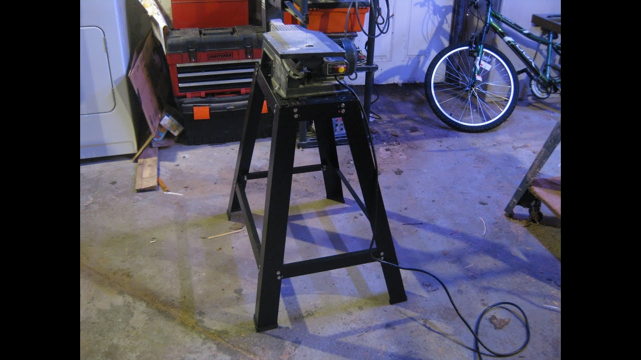 Harbor Freight Tool Stand Youtube