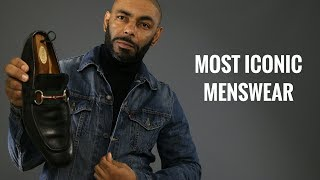 Top 10 Most Iconic MensWear Pieces/Most Iconic Men
