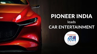 Pioneer India leads car entertainment at Auto Expo 2012