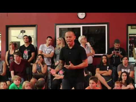 Ernie Reyes Jr. speaks about Bruce Lee's influence on him