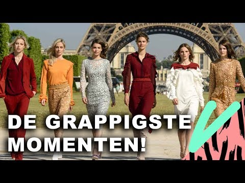 MODELS IN PARIS: DE TERUGBLIK! - CONCENTRATE VELVET