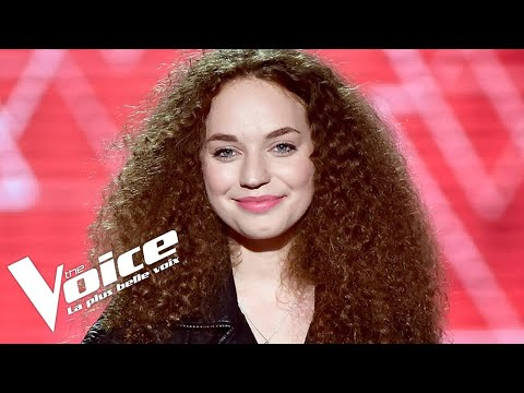 Michael Jackson (Billie Jean) |Milena |The Voice France 2018 |Blind Audition