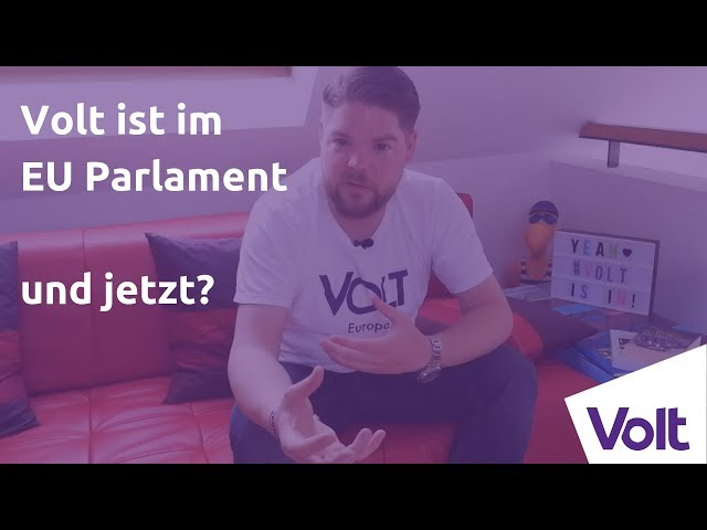 #Volt nach der #Europawahl 2019