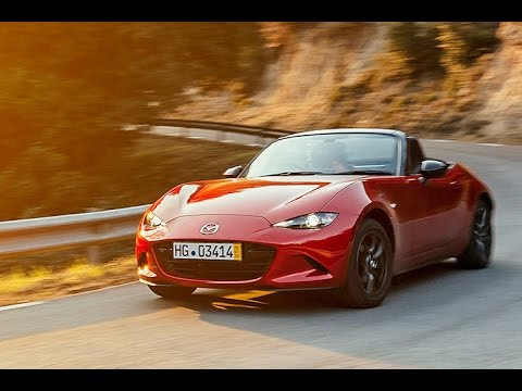 mazda mx 5 2015 der neue vorzeige roadstar youtube. Black Bedroom Furniture Sets. Home Design Ideas
