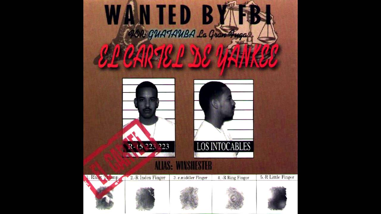 04. Cartel Mix (Various Artists) - Daddy Yankee - El Cartel De Yankee (1998)