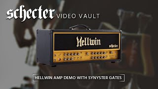 Schecter Video Vault: Official Hellwin Amplifier with Synyster Gates