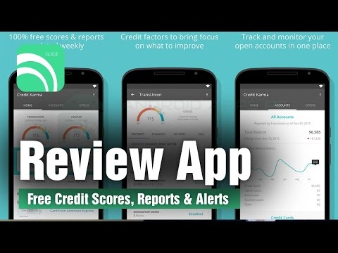 Credit Karma - App review
