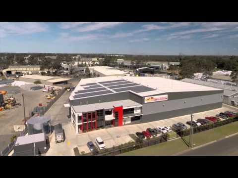 Incorporating Drone Footage - Gulf Western