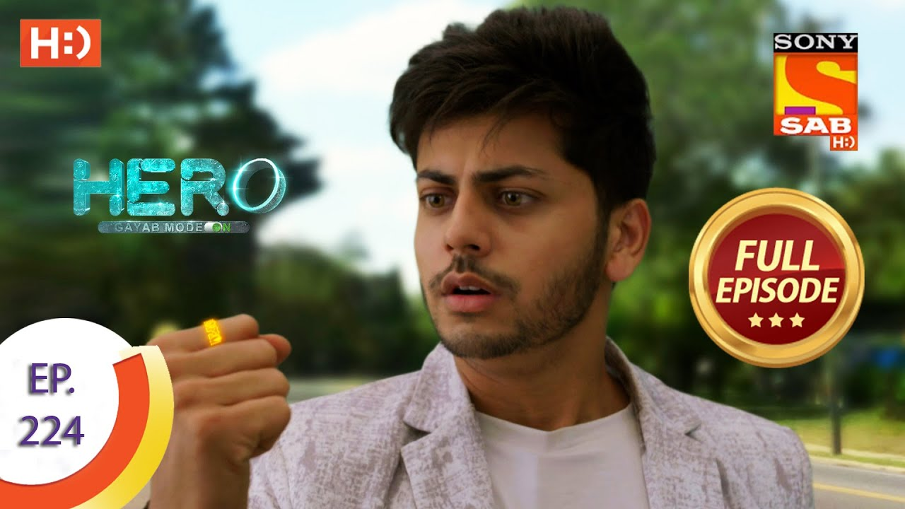 Download Hero - Gayab Mode On - Ep 224 - Full Episode - The Most Dangerous Weapon - 16th October  2021