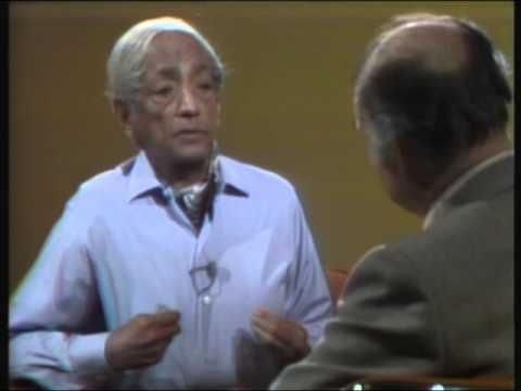 J. Krishnamurti - San Diego 1974 - Conversation 10 - The art of listening