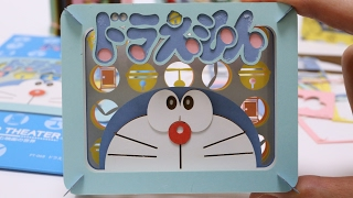 Doraemon DIY Paper Craft