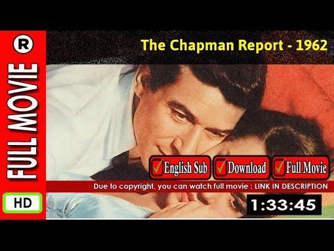 Watch Online : The Chapman Report (1962)