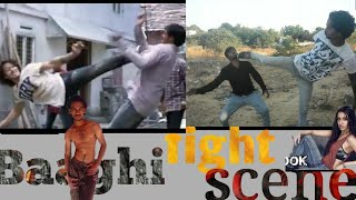 Baaghi best fight= scene. Baaghi dialogue। Tiger Shroff।बागी बेस्ट फाइट सीन.