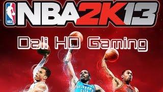 NBA 2K13 PC Gameplay HD 1440p