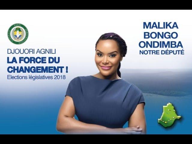 Législatives 2018: Malika La Force du Changement  - Djouori Agnili Lè Voté Ndè