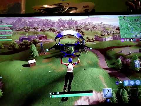 Fortnite  collaboration  part 1