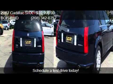 2007 Cadillac Srx For In Boise Id 83704 At Tt Auto Sa