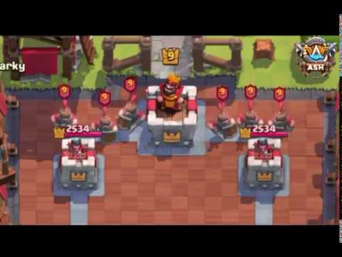 CLASH ROYAL ALL Cards MAXED OUT Star Level SKINS! 2019