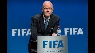 GOOD NEWS: RAIS WA FIFA KUTUA BONGO